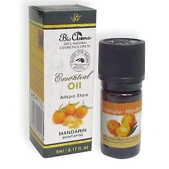 Mandarin pure essential oil