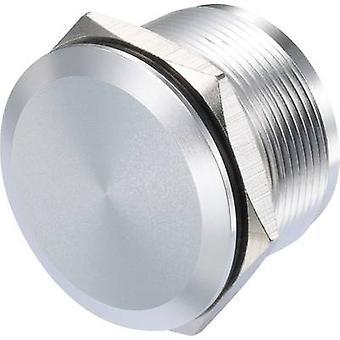 TRU komponenter M04 Hole over Silver 1 PC (er)