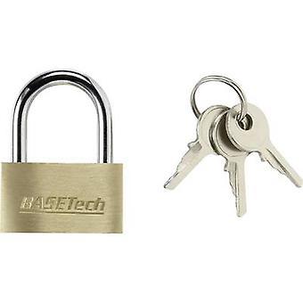 Basetech With 3 keys 1363031 Gold yellow Key