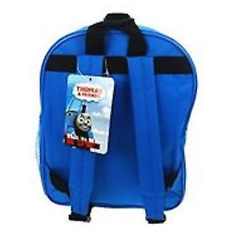Thomas the Tank Engine Novelty Children's Backpack, 30 cm, 11 Liters, Blue
