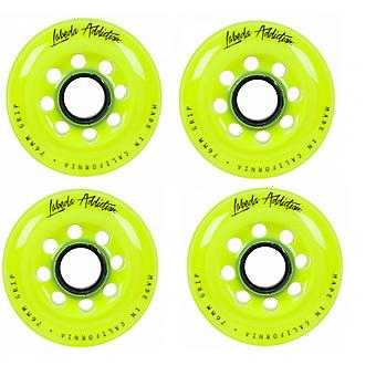 Labeda Addiction XXX Grip - Set de 4 - amarillo