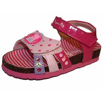 Chaussures de sandale Eclair Character Depa Kids Girls Peppa