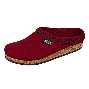 Stegmann Firebrick Wollfilz 1088817 home all year women shoes
