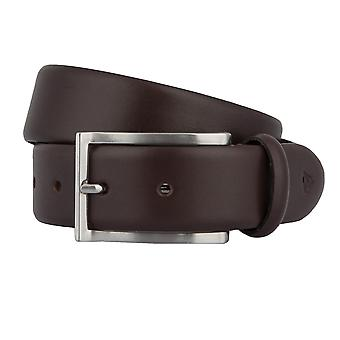 ROY ROBSON belts men's belts leather belt Brown 2684