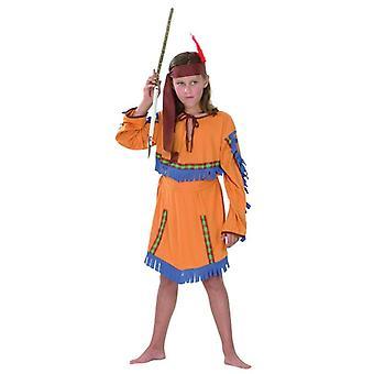 Bnov indisk flicka kostym - Budget