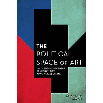 Political Space of Art by Benoit Dillet