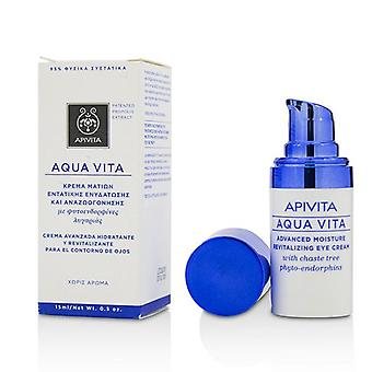 Apivita Aqua Vita Advanced Moisture Revitalizing Eye Cream - 15ml/0.5oz