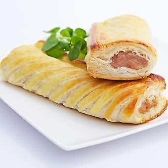 Country Range Frozen Premium Sausage Rolls 8inch/20.3cm