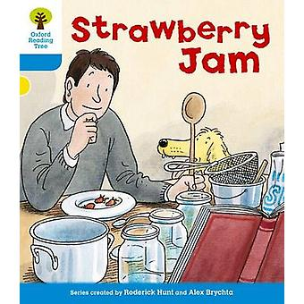 Oxford Reading Tree Level 3 More Stories A Strawberry Jam by Gill Howell & Roderick Hunt