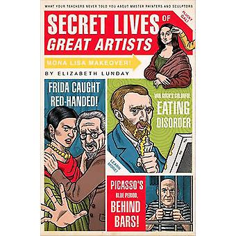 Secret Lives of Great Artists - What Your Teachers Never Told You Abou