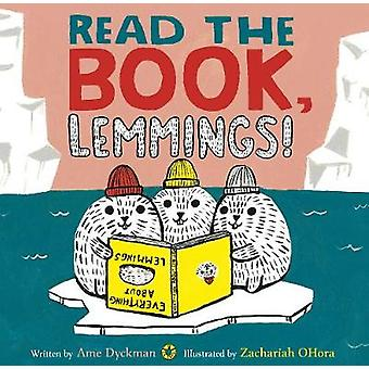 Read the Book - Lemmings! by Ame Dyckman - 9781783446551 Book