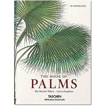 Martius. The Book of Palms by H. Walter Lack - 9783836556231 Book
