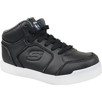 Skechers energie lichten 90622LBLK universele kids jaarrond schoenen