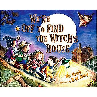 We're Off to the Witch's huis vinden