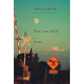 El último turno: poemas