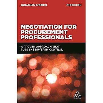Négociation pour les marchés professionnels