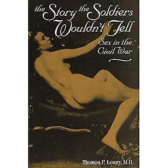 Berättelsen soldaterna skulle inte berätta