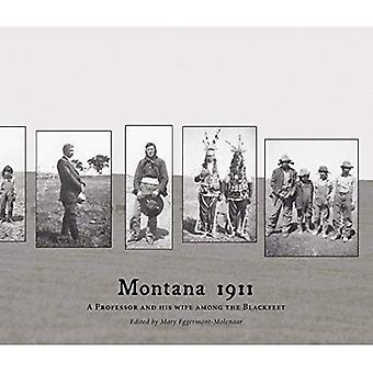 Montana 1911: En Professor och hans hustru bland Blackfeet