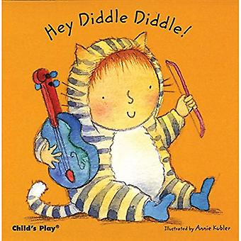 Hey Diddle Diddle (Baby Board Books)