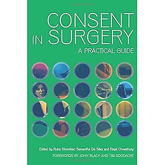 Consentimiento en la cirugía: una guía práctica