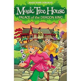 Magic Tree House 14: Paleis van de koning van de draak