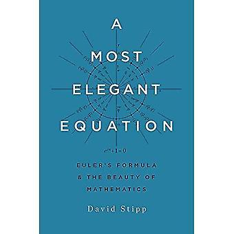 Een meest elegante vergelijking: Euler de formule en de schoonheid van wiskunde