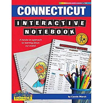 Connecticut Interactive Notebook: Une approche pratique à l'apprentissage de notre état! (Expérience du Connecticut)