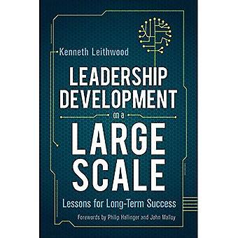 Führungskräfte-Entwicklung in großem Maßstab: Lektionen für langfristigen Erfolg