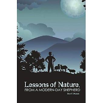 Leksjoner av natur, fra dagens gjeter