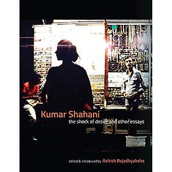 Kumar Shahani: Järkytys halu ja muita esseitä