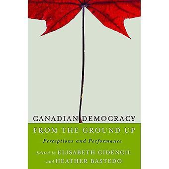 Canadese democratie van de grond af