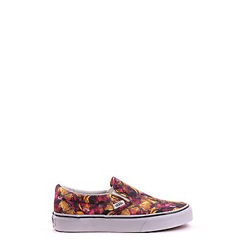 Vans Ezbc071014 Women's Multicolor Fabric Slip On Sneakers