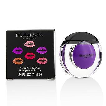 Elizabeth Arden Sheer Kiss Lip Oil - # 05 Purple Serenity - 7ml/0.24oz