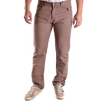 Gant Ezbc144027 Men's Brown Denim Jeans