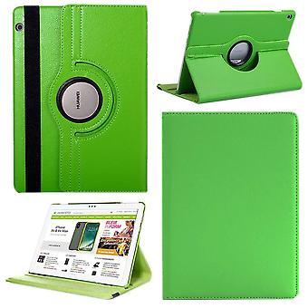 Для Huawei MediaPad M5 Lite 10.1 Дело Дело Обложка Защита Зеленый Новый