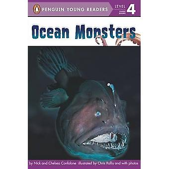 Ocean Monsters by Nick Confalone - Chelsea Confalone - Chris Rallis -