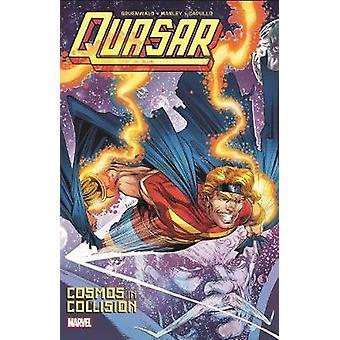 Quasar - Cosmos In Collision by Quasar - Cosmos In Collision - 97813029
