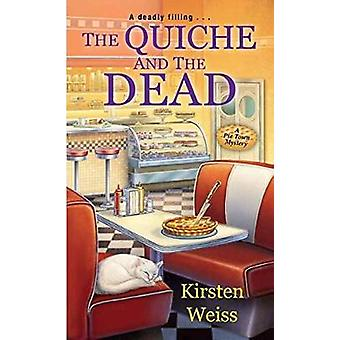 Quiche and the Dead by Kirsten Weiss - 9781496708960 Book