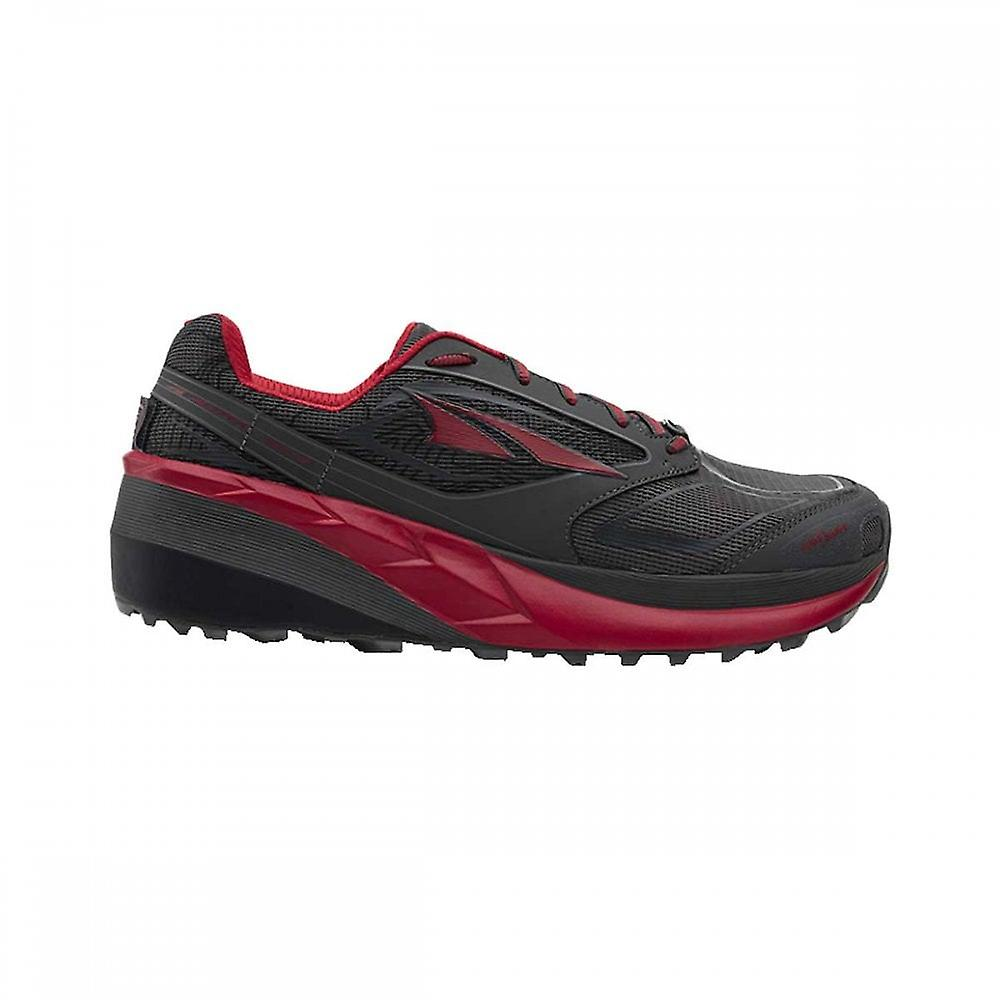 Altra Olympus 3 Mens Zero Drop High Cushioning Trail Running Shoes Grey
