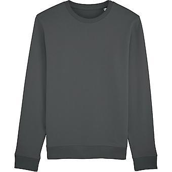 greenT Organic Rise Essential Long Sleeve Crew Sweatshirt