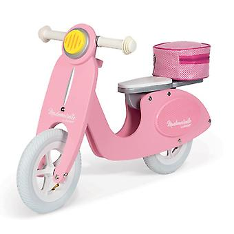 Janod Mademoiselle Rosa Scooter