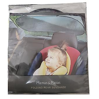 Mamas And Papas Folding Rear Sunshade #77016