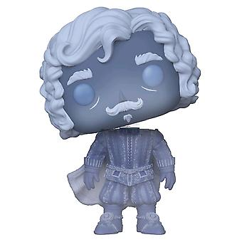 Harry Potter casi sin cabeza Nick Blue Translucent US Pop!