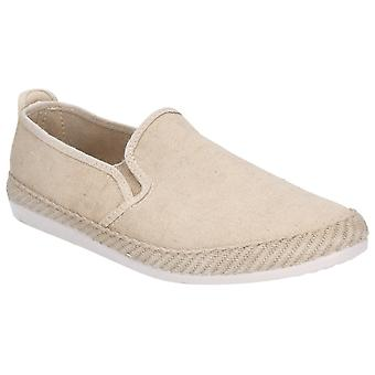 Flossy Hombres Manso Slip On Shoe Taupe