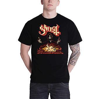 Ghost T Shirt Infestissumam band logo new Official Mens Black