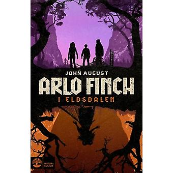 Arlo Finch in Eldsdalen 9789127154490
