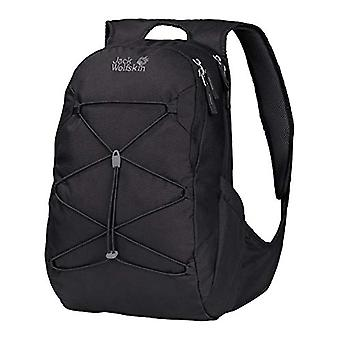 Jack Wolfskin Savona Outdoor Daypack Rucksack - Women's Backpack - Black - One Size