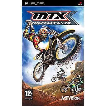 MTX Mototrax 2006 (PSP)-nieuw