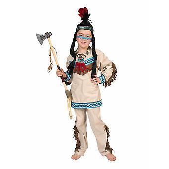Indian Teepee Boy Indian Costume Boys Kids Costume Wild West Costume