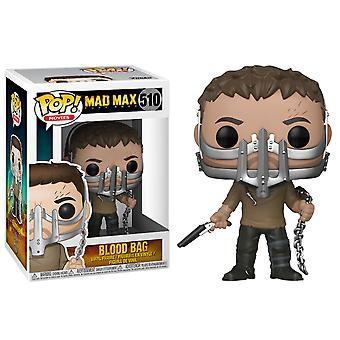 Mad Max Fury Road Blood Bad Max US Exclusive Pop! Vinyl